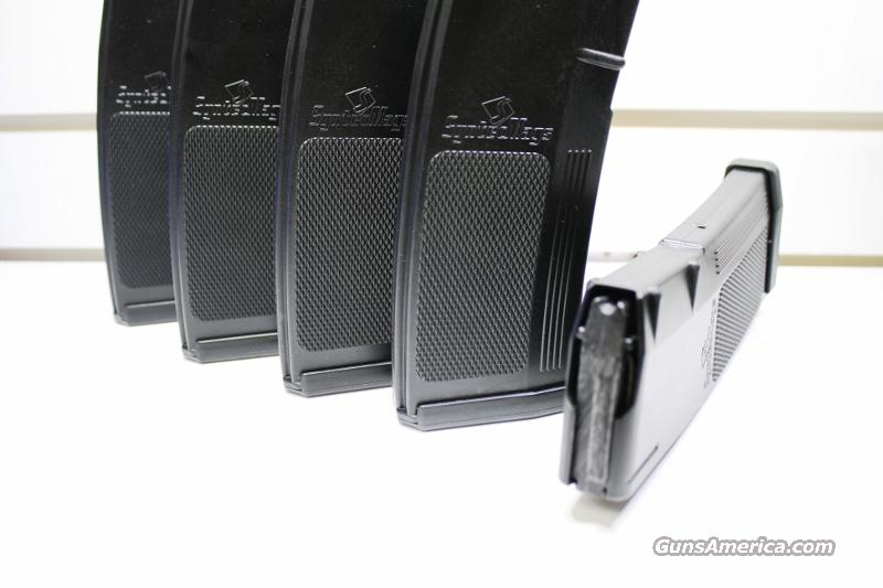 SyntecMags 30rd. AR-15 Mags (5-Pack) AR15  Non-Guns > Magazines & Clips > Rifle Magazines > AR-15 Type
