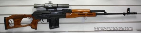 ROMANIA PSL-54C DRAGUNOV 7.62X54  Guns > Rifles > R Misc Rifles