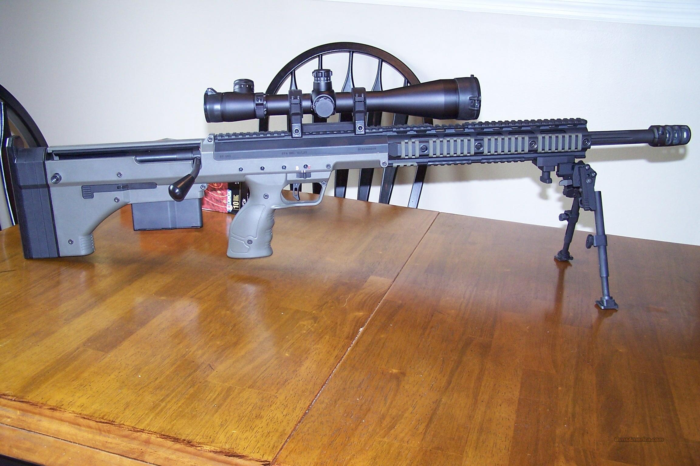 Desert Tactical Arms Stealth Recon Scout .338 Lapua Mag  Guns > Rifles > Tactical Rifles Misc.