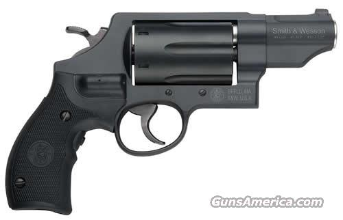 NEW Smith & Wesson Governor W/ Laser  Guns > Pistols > Smith & Wesson Revolvers > Full Frame Revolver