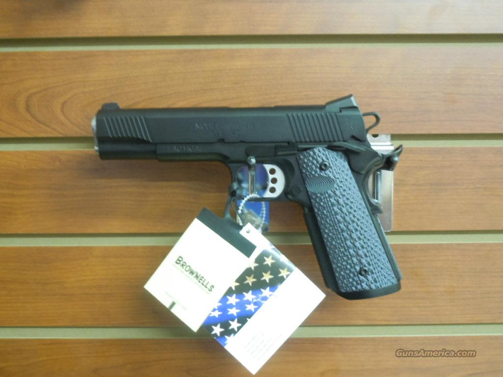 NEW SPRINGFIELD ARMORY TRP (TACTICAL RESPONCE PISTOL) ARMORY KOTE (PC9108LP) NEW  Guns > Pistols > Springfield Armory Pistols > 1911 Type