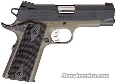 NEW PX9149LP Loaded Champion Lightweight OD Green/Black Armory Kote  Guns > Pistols > Springfield Armory Pistols > 1911 Type