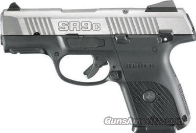 NEW RUGER SR9C 9MM STAINLESS   Guns > Pistols > Ruger Semi-Auto Pistols > SR9