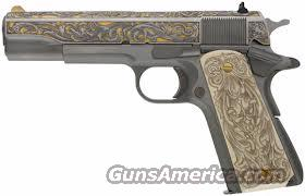 Colt Limited Edition Riccardo #12 of 400  Guns > Pistols > Colt Automatic Pistols (1911 & Var)