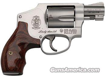 New S&W Lady Smith 38+p  Guns > Pistols > Smith & Wesson Revolvers > Pocket Pistols