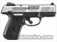 NEW Ruger SR40c Stainless  Guns > Pistols > Ruger Semi-Auto Pistols > SR9