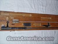 Erma Mau .22  Guns > Rifles > Mauser Rifles > German