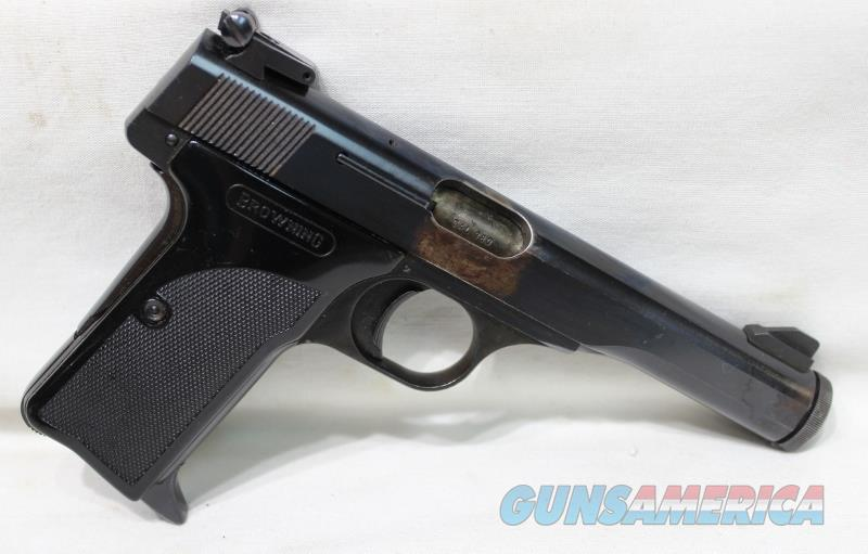 Browning 380acp 10/71 Belgium used  Guns > Pistols > Browning Pistols > Other Autos