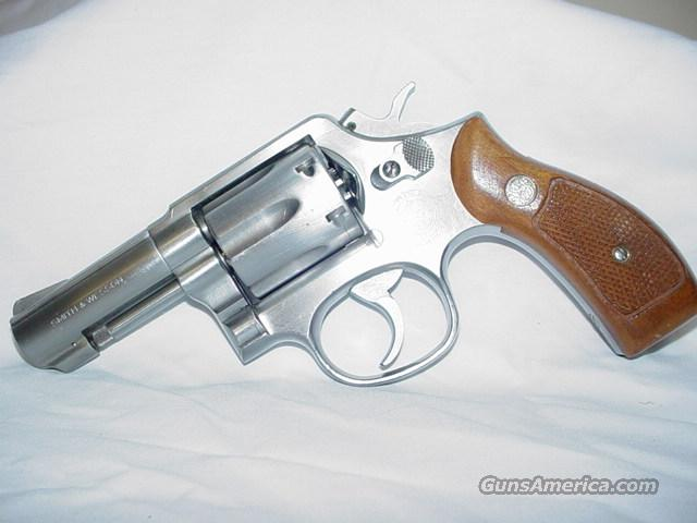 S&W model 65-3  Guns > Pistols > Smith & Wesson Revolvers > Full Frame Revolver