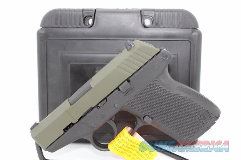 Kel Tec P11 9mm P-11 green black NEW not LCP  Guns > Pistols > Kel-Tec Pistols > Pocket Pistol Type