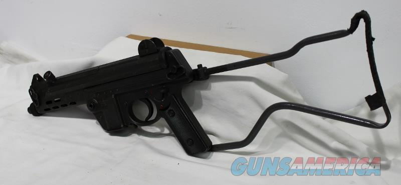 Walther MPK pre 86 9mm full auto machine gun SOT Only  Guns > Pistols > Class 3 Pistols > Class 3 Subguns