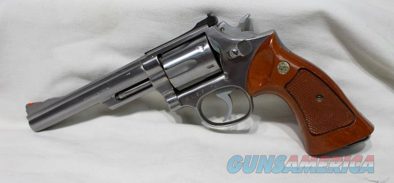 "S&W 66 6"" RISP 357 mag Goncalo Alves USED  Guns > Pistols > Smith & Wesson Revolvers > Full Frame Revolver"