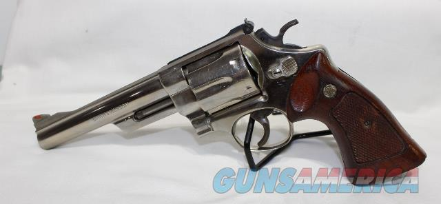 "S&W 29-2 6"" bbl nickel 44 mag USED Rare  Guns > Pistols > Smith & Wesson Revolvers > Full Frame Revolver"