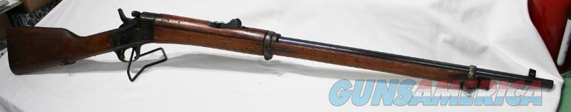 Remington Rolling block 7mm Mauser 1902 USED  Guns > Rifles > Remington Rifles - Modern > Other