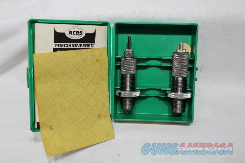 RCBS 6mm 284 win #11601 A die set 2 new old  Non-Guns > Reloading > Equipment > Metallic > Dies