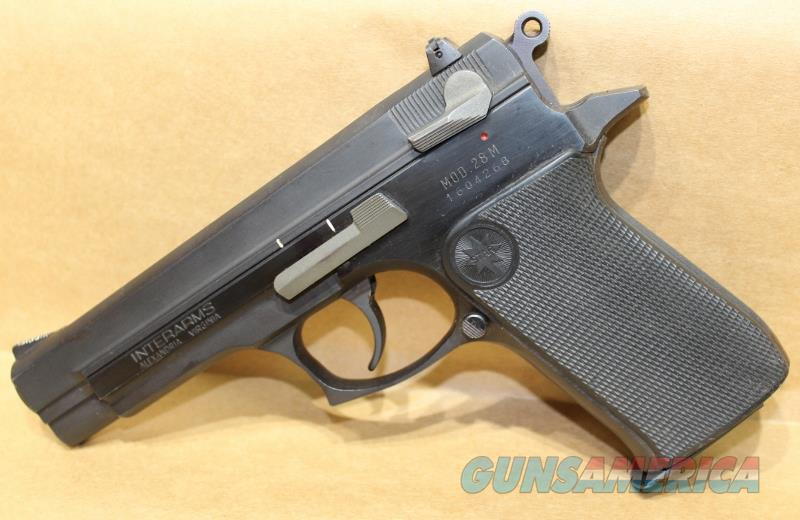 Star 28M 9mm pistol blk used  Guns > Pistols > Star Pistols