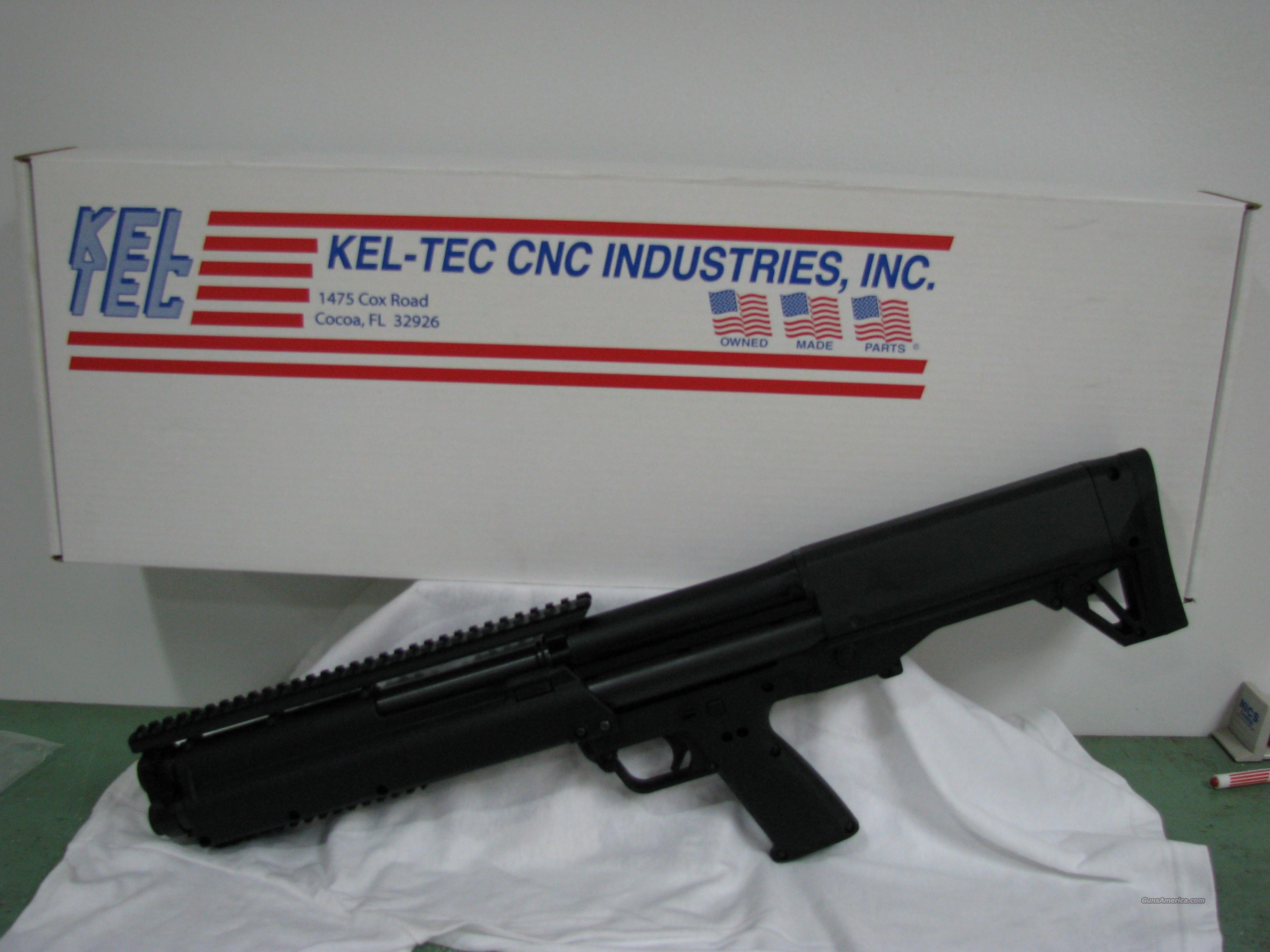 Kel Tec KSG 12ga Tan shotgun NIB  Guns > Rifles > Kel-Tec Rifles