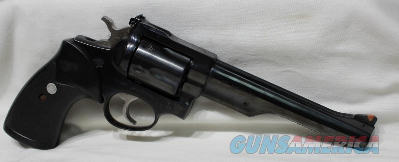 "Ruger Security Six 6"" 357mag adj USED blue  Guns > Pistols > Ruger Double Action Revolver > Security Six Type"