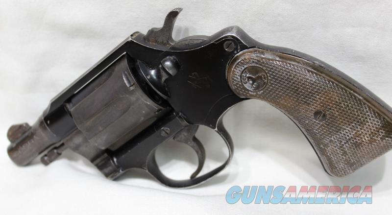"Colt Cobra 38spl 2"" 1952 USED first issue  Guns > Pistols > Colt Double Action Revolvers- Modern"
