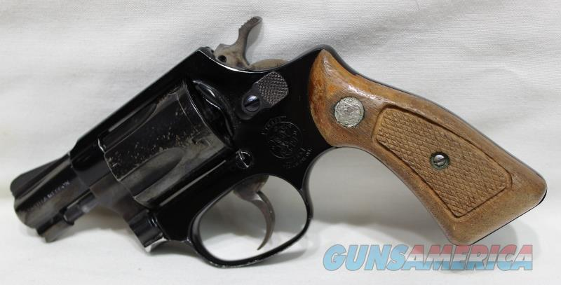 "S&W 37 airweight 2"" 38spl USED  Guns > Pistols > Smith & Wesson Revolvers > Pocket Pistols"