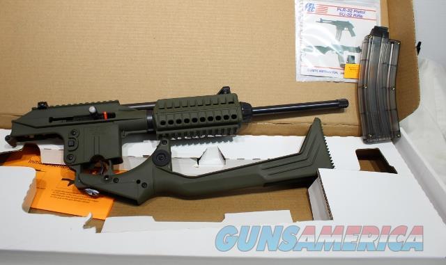 Kel Tec SU22C 22LR black Green AR15 style NEW not AR 15  Guns > Rifles > Kel-Tec Rifles