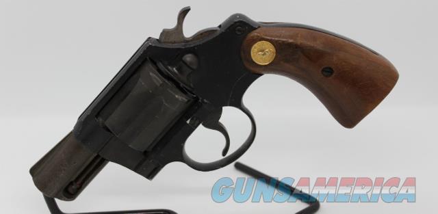 "Colt Agent Second Isssue 38spl 2"" parkerized light weight  Guns > Pistols > Colt Double Action Revolvers- Modern"