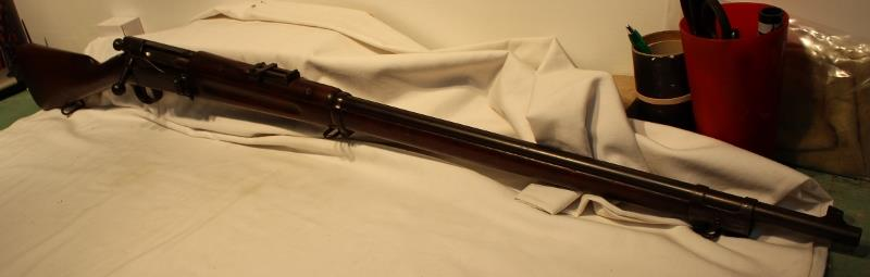 Springfield 1894 30-40 krag US property gun rifle SPA  Guns > Rifles > Military Misc. Rifles US > Pre-1900