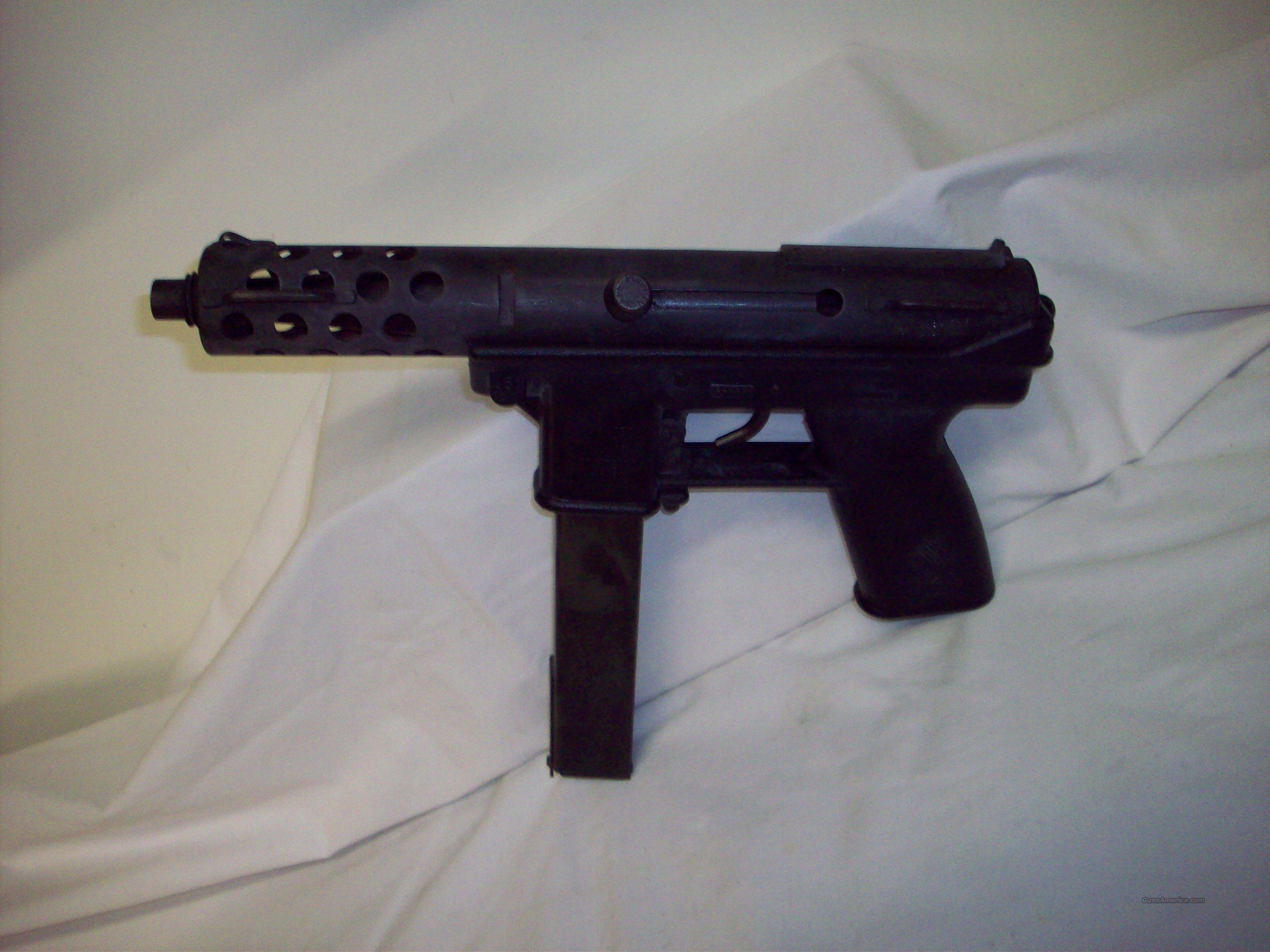 Intratec Tec-9 9mm  Guns > Pistols > Intratec Pistols