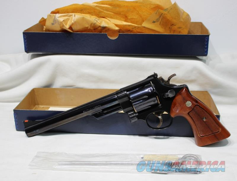 S&W 25-5 8 3/8 NEW 45 Colt  Guns > Pistols > Smith & Wesson Revolvers > Full Frame Revolver