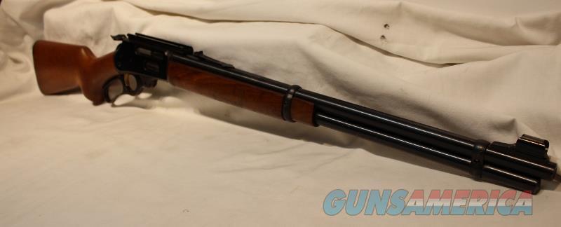 "Marlin 336 30-30 used blk/wood 20""  Guns > Rifles > Marlin Rifles > Modern > Lever Action"