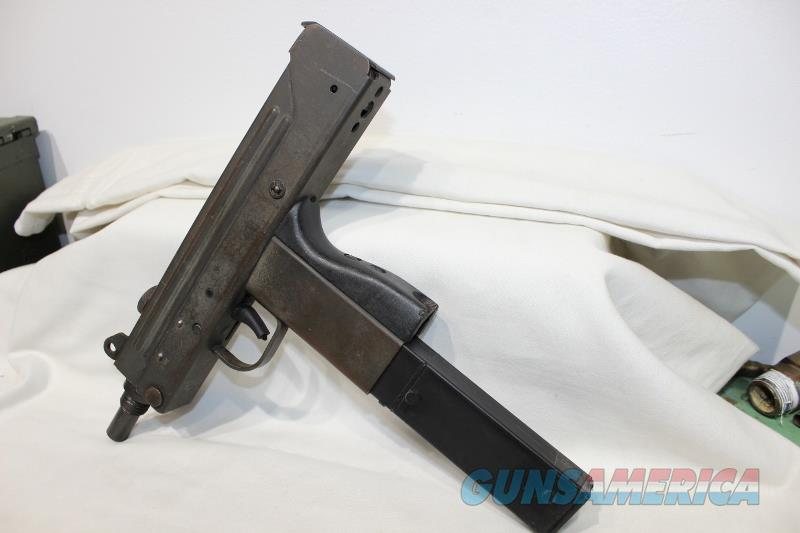 Cobray SWD 9mm semi USED not Ingram MAC  Guns > Pistols > Cobray Pistols