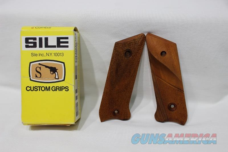 Sile Ruger 22 auto wood grips target new A 100  Non-Guns > Gunstocks, Grips & Wood