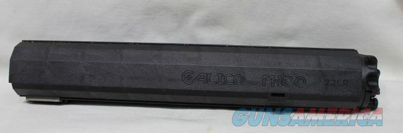 Calico 22LR 100rd magazine NEW  Non-Guns > Magazines & Clips > Rifle Magazines > Other