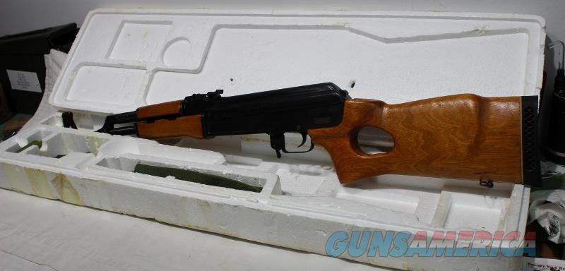 Norinco Mak90 7.62x39  Milled box wood as new  Guns > Rifles > Norinco Rifles