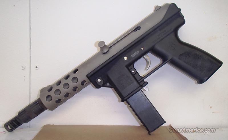 Tec 9 Gun