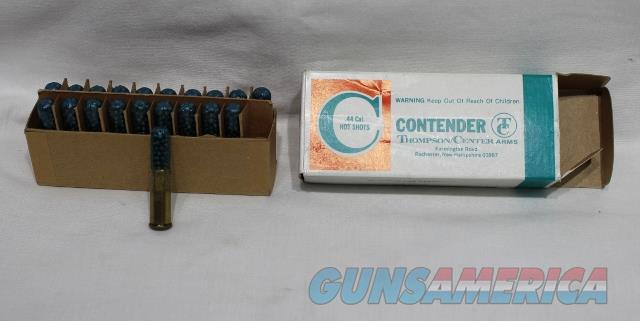 Thompson Center Hot Shot 44 cal #6 shot 20rds TC  Non-Guns > Ammunition