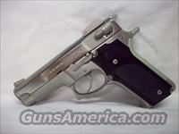 S&W 659 9mm   Guns > Pistols > Smith & Wesson Pistols - Autos > Steel Frame