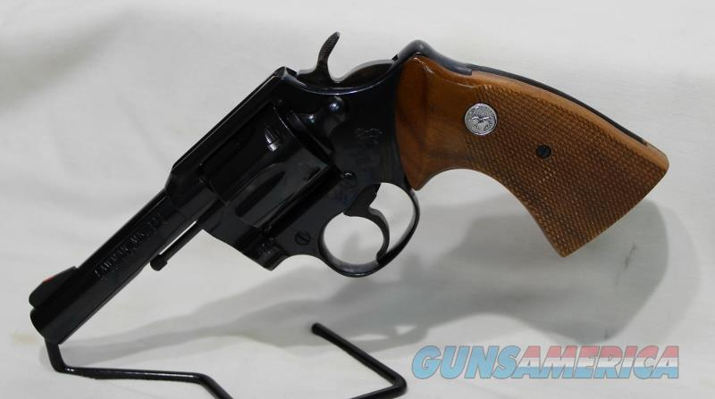 "Colt Lawman MKIII 357mag 4"" polished blue used  Guns > Pistols > Colt Double Action Revolvers- Modern"