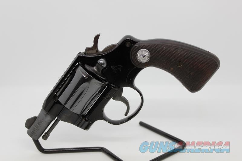 "Colt Cobra First Issue 38spl 2"" USED  Guns > Pistols > Colt Double Action Revolvers- Modern"
