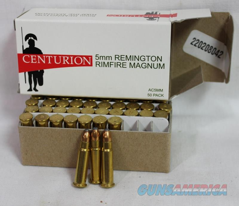 Aguilla 5mm rem mag 30gr HP 50rds rimfire NEW  Non-Guns > Ammunition