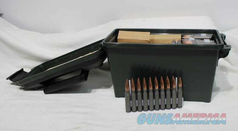 Tula 308 150gr steel case nc fmj 220rds ammo can  Non-Guns > Ammunition