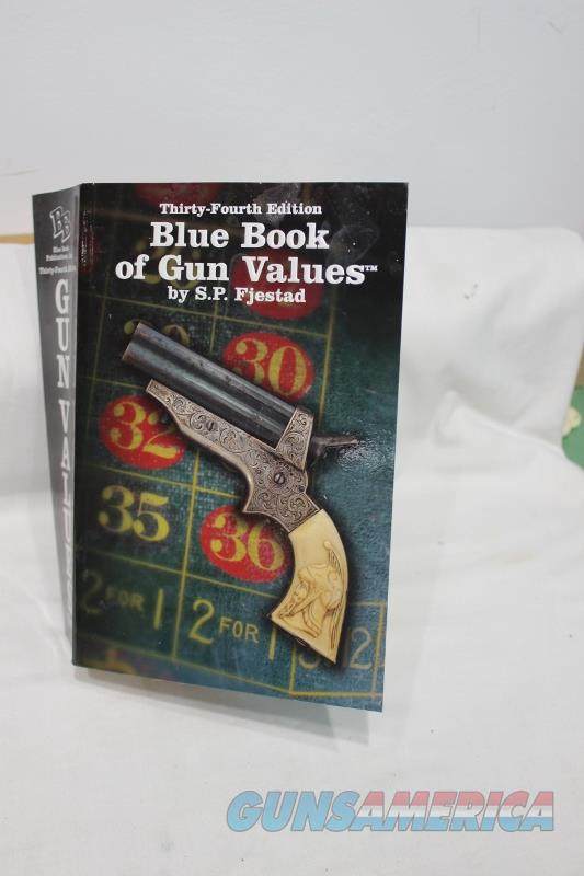 Blue Book 34th 2014 book of gun values  Non-Guns > Books & Magazines