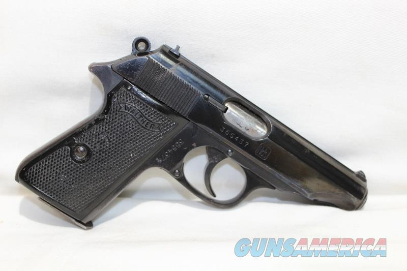 Walther PP 7.65 NDS Police gun Ulm Do used Eagle over N   Guns > Pistols > Walther Pistols > Pre-1945 > PP