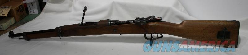 Spanish Mauser 308 not 6.5 swedish USED  Guns > Rifles > Mauser Rifles > Turkish
