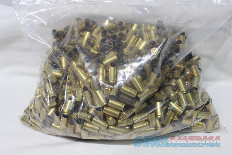 9mm once fired brass 1,000 rounds  Non-Guns > Reloading > Components > Brass