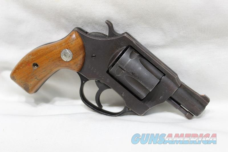 "Charter Arms Off Duty parkerized 38spl 2"" USED  Guns > Pistols > Charter Arms Revolvers"