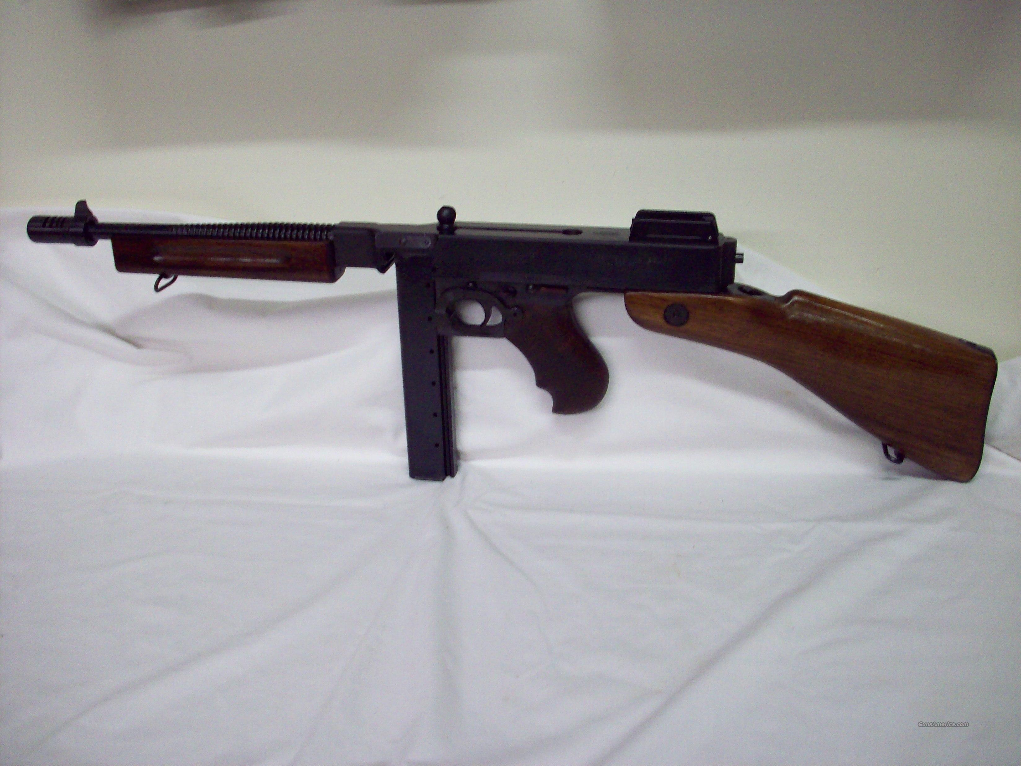 A1 Auto Sales >> Thompson Auto Ordnance Tommy Gun for sale