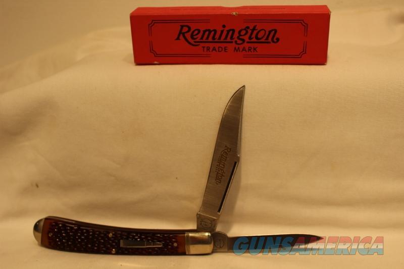Remington R1263 Hunter knife NEW  Non-Guns > Knives/Swords > Knives > Folding Blade > Hand Made