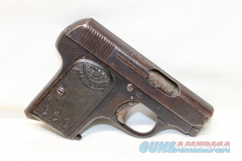 Spanish 6.35 25acp pistol Etna Baynard not Browning   Guns > Pistols > S Misc Pistols
