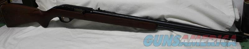 Marlin 99C not 60 22LR 1961 used  Guns > Rifles > Marlin Rifles > Modern > Semi-auto